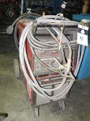 Lincoln PowerMIG 300 MIG Welding Power Source (SOLD AS-IS - NO WARRANTY)