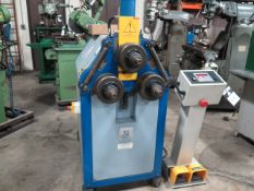 2007 SAF Curvatrici DS60 Hydraulic Power Angle Roll s/n 0506-3014 w/Tauring Group Digital SOLD AS IS