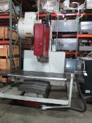 Fryer VB-60 CNC Vertical Machining Center s/n 60176 w/ Anilam 6000 Touch Screen Controls, SOLD AS IS