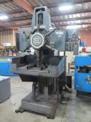 Burgmaster mdl. 25AH 6-Station Power Turret Drill s/n 250177 w/ 100-2900 RPM, SOLD AS IS