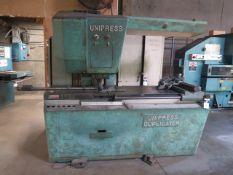 Unipunch Duplicator Punch Press (Rousselle 3G Retrofit) s/n 50-7-71-8 (SOLD AS-IS - NO WARRANTY)