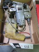 Electric Drills and Jig Saw (SOLD AS-IS - NO WARRANTY)