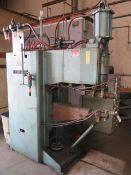 Janda Type P2-100 (Thomson K-30-SP Rebuild) 100-kVA Spot Welder s/n 141843, SOLD AS IS
