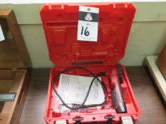 """Milwaukee """"M-Spector 360"""" Rotating Inspection Scope (SOLD AS-IS - NO WARRANTY)"""