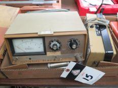 Bendix Profilometer (SOLD AS-IS - NO WARRANTY)