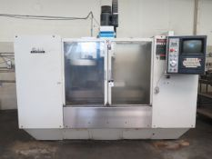 Fadal VMC5020A CNC Vertical Machining Center s/n 9804851 w/ Fadal CNC88HS Controls, SOLD AS IS