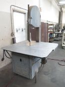 """Butcher Boy 20"""" Vertical Band Saw (SOLD AS-IS - NO WARRANTY)"""