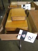 Gage Block and Height Block Sets (SOLD AS-IS - NO WARRANTY)