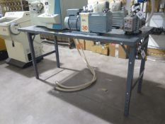Uline Steel Work Bench (SOLD AS-IS - NO WARRANTY)