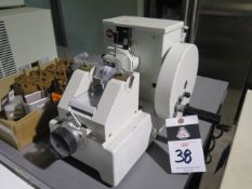 Leitz mdl. 1512 Rotary Microtome (SOLD AS-IS - NO WARRANTY)