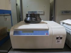 """2016 Thermo Scientific Sorval """"Legend XRT"""" Centrifuge w/ Extra Cylinder (SOLD AS-IS - NO WARRANTY)"""