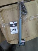 BBQ Grill Brushes (NEW INVENTORY) (Approx 216) (SOLD AS-IS - NO WARRANTY)