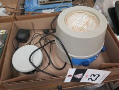 Lab Heaters (2) (SOLD AS-IS - NO WARRANTY)