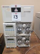 Shimadzu LC-10AD VP HPLC Systems (2) (SOLD AS-IS - NO WARRANTY)
