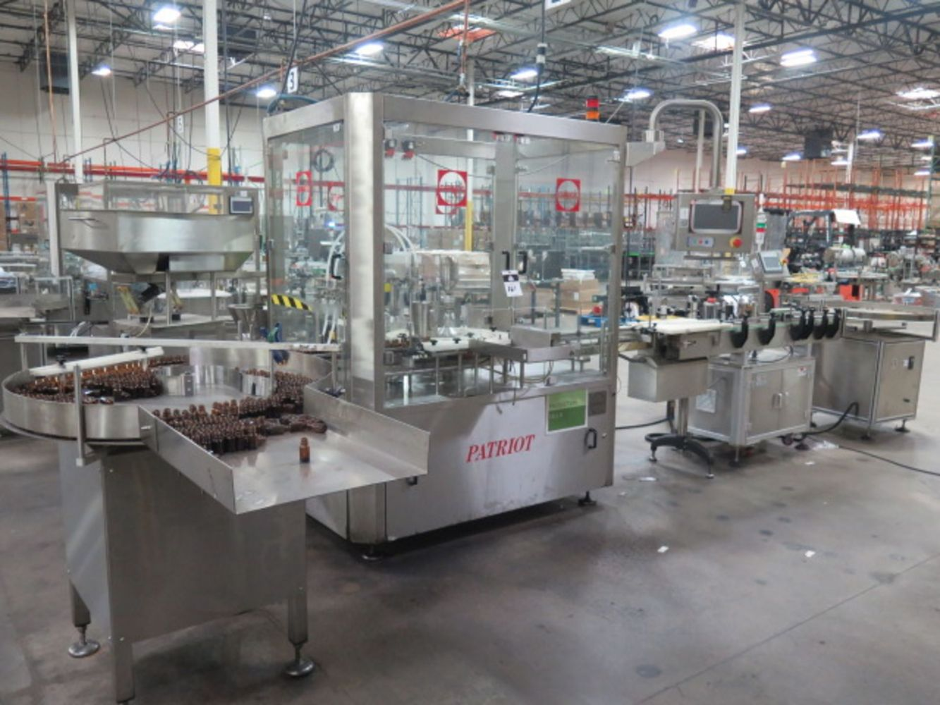 State of the Art Essential Oils MFG & Bottling / Lab Facility Over $3,000,000 in Raw Materials & Glass Bottles