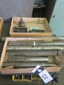 Insert Turning and Boring Tooling (2-Boxes) (SOLD AS-IS - NO WARRANTY)