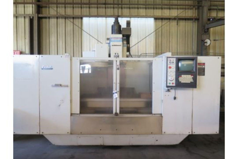 Major Metal Fabrication & Large Capacity Machining Facility