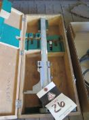 """VIS 13"""" Vernier Height Gage (SOLD AS-IS - NO WARRANTY)"""