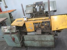 """W.F.Wells mdl. W-9 9"""" Horizontal Band Saw w/ Manual Clamping (SOLD AS-IS - NO WARRANTY)"""
