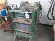 Miller SRH-222 CC-DC Arc Welding Power Source (SOLD AS-IS - NO WARRANTY)