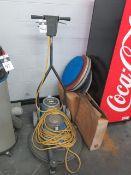 Merit Windsor Floor Scrubber w/ Acces (SOLD AS-IS - NO WARRANTY)