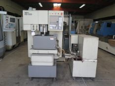 """Brother HS-3100 CNC Wire EDM s/n 111120 w/ Brother CNC Controls, 8 3/4"""" x 11"""" Work Area, SOLD AS IS"""