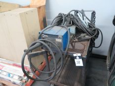 Miller S-21E Wire Feeder w/ Cart (SOLD AS-IS - NO WARRANTY)