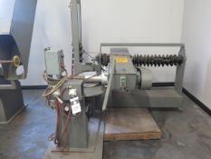 """Automated 24"""" Rotary Rim Polisher (Automotive) (SOLD AS-IS - NO WARRANTY)"""