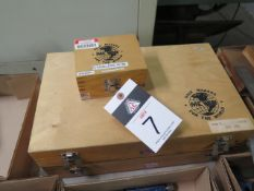 Meyer Pin Gage Sets (3) (SOLD AS-IS - NO WARRANTY)