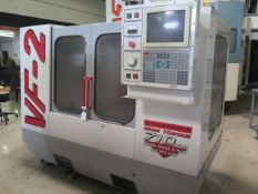 1997 Haas VF-2 4-Axis CNC VMC s/n 9976 w/ Haas Controls, 20-Station ATC, SOLD AS IS