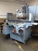 """Nicco Type NSG-630 12"""" x 24"""" Automatic Hydraulic Surface Grinder s/n K63072 w/ 12"""" x 24"""", SOLD AS IS"""