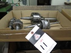 Moore Taper Boring Heads(SOLD AS-IS - NO WARRANTY)