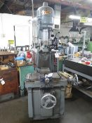 """Moore No. 1 ½ Jig Boring Machine s/n J310 RPM, 10"""" Quill Travel, 10 ½"""" x 19 ½"""", SOLD AS IS"""