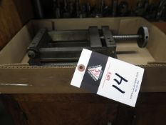 """Moore 6"""" Machine Vise(SOLD AS-IS - NO WARRANTY)"""