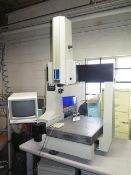 "Brown & Sharpe MicroVal CMM s/n 110036 w/ Renishaw TP1s Probe Head, 18"" x 16"" x 12"", SOLD AS IS"