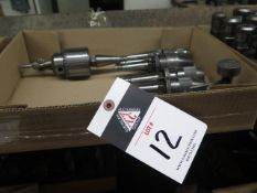 Moore Taper Drill Chucks(SOLD AS-IS - NO WARRANTY)