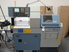 "2007 Star SB-16 Twin Spindle CNC Screw Machine w/ Fanuc 18i-TB Controls, Full ""C"", SOLD AS IS"
