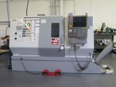 DEC/2008 Haas SL-20T Live Turret CNC Turning Center s/n 3084414, 20Hp Vector Dual, SOLD AS IS