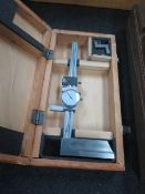 """Import 6"""" Dial Height Gage (SOLD AS-IS - NO WARRANTY)"""