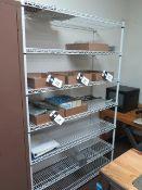 Wire Frame Shelf (SOLD AS-IS - NO WARRANTY)