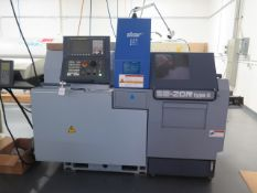 2015 Star SB-20R Type G Twin Spindle CNC Screw Machine, w/ Fanuc 0i-TD, Full C Axes, SOLD AS IS