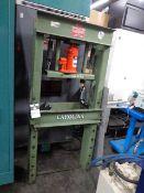 Carolina CP-100 30 Ton H-Frame Press (NO Hydraulic Jack) (SOLD AS-IS - NO WARRANTY)