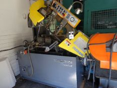 "Pehaka ""Roboter 250 Super"" 10"" Automatic Hydraulic Horizontal Band Saw s/n 37092-114327 w/ Pehaka"