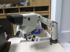 """Vision """"Mantis"""" Viewing Scope w/ Table (SOLD AS-IS - NO WARRANTY)"""