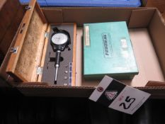 Mitutoyo and Federal Dial Bore Gages (2)