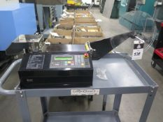 Start International TBC-50 Non-Adhesive Material Cutter (SOLD AS-IS - NO WARRANTY)