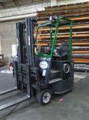 2014 Combi Lift C6000CB 6000 Lb LPG Side Loader / Bi-Directional Forklift s/n 23682 w/ Controlled