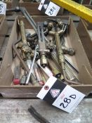 Welding Torch and Cutting Torch Handles (SOLD AS-IS - NO WARRANTY)