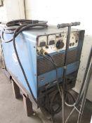 Miller 500 Amp CP-DC Arc Welding Power Source w/ Miller 70 Series Wire Feeder (SOLD AS-IS - NO