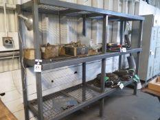 Steel Shelf (SOLD AS-IS - NO WARRANTY)